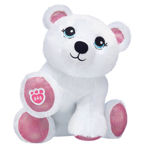 Online Exclusive Playful Polar Bear - Build-A-Bear Workshop®