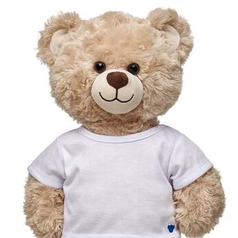 White T-Shirt - Build-A-Bear Workshop®