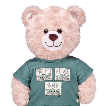 Online Exclusive The Child Protect Attack Snack T-Shirt - Build-A-Bear Workshop®
