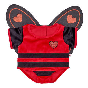 Online Exclusive Love Bug Costume - Build-A-Bear Workshop®
