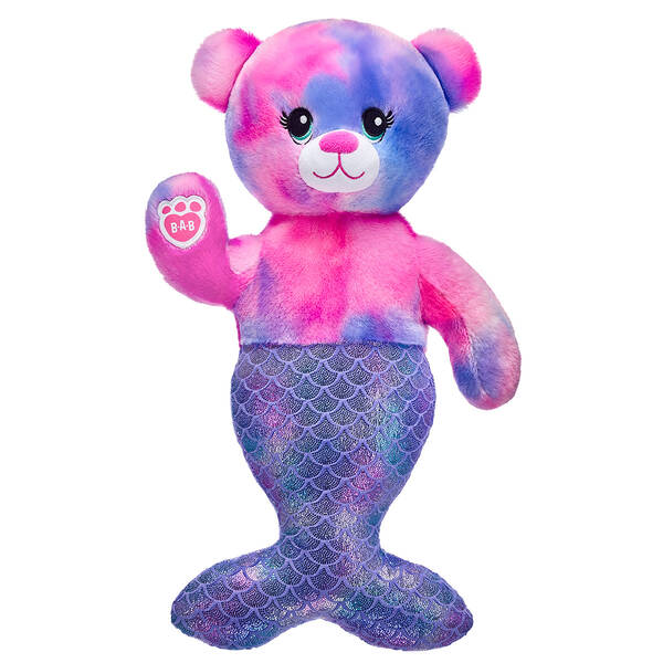 Magical Mer-Bear - Build-A-Bear Workshop®