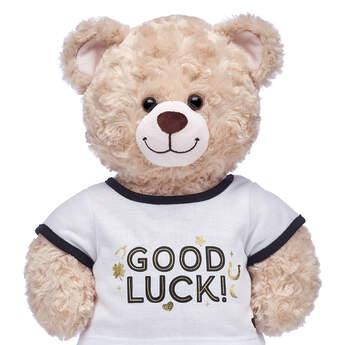 Online Exclusive Good Luck T-Shirt - Build-A-Bear Workshop®