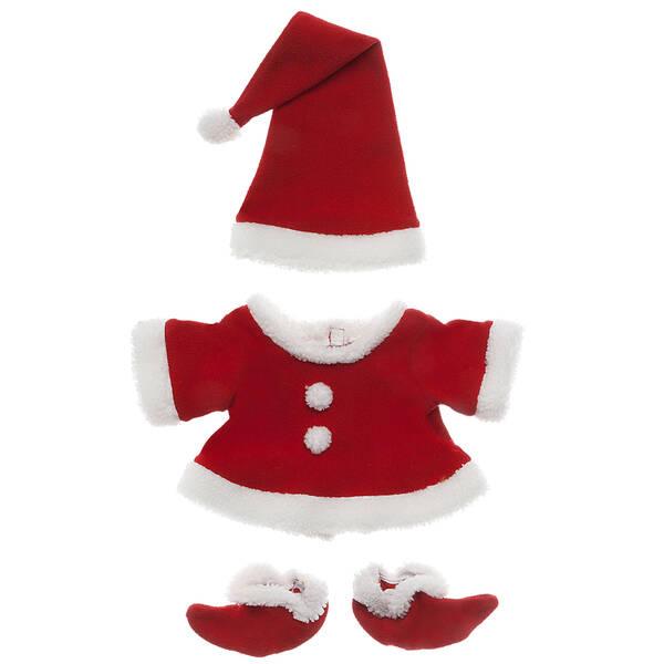 Grinch Santa Suit - Build-A-Bear Workshop®