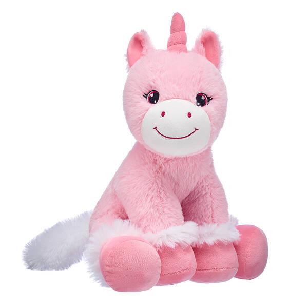 Amazon Exclusive Pink Baby Unicorn - Build-A-Bear Workshop®