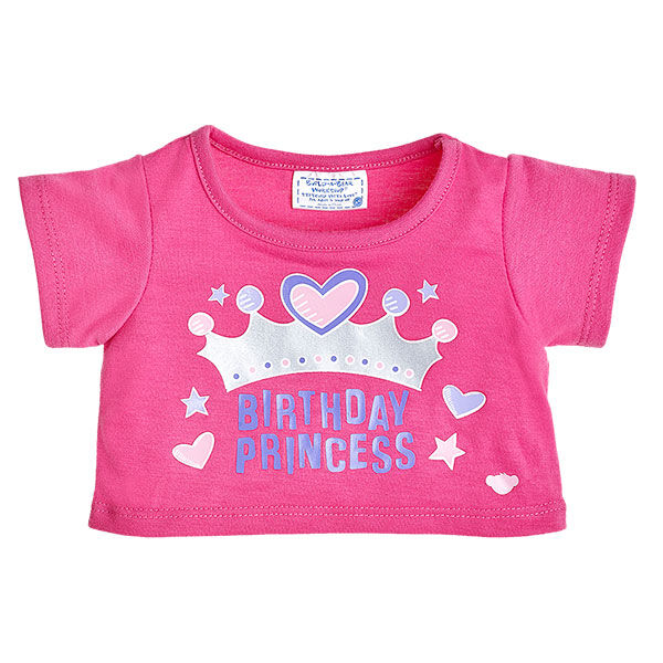 Birthday Princess T-Shirt, , hi-res