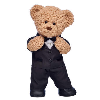 Timeless Teddy Groom Gift Set, , hi-res