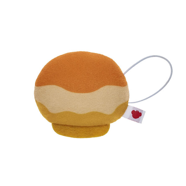 Yum! This Citrus Poké Puff wristie makes a sweet accessory for your furry friend! ©2018 The Pokémon Company International. ©1995–2018 Nintendo / Creatures Inc. / GAME FREAK inc. TM, ®, and character names are trademarks of Nintendo.