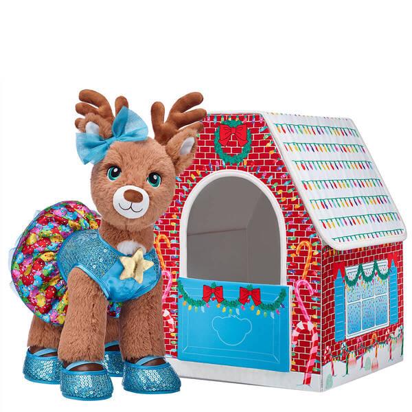 Santa's Reindeer Snow Much Fun Gift Set, , hi-res
