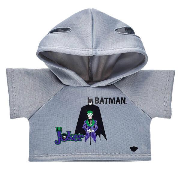 Batman™ and The Joker™ Hoodie - Build-A-Bear Workshop®