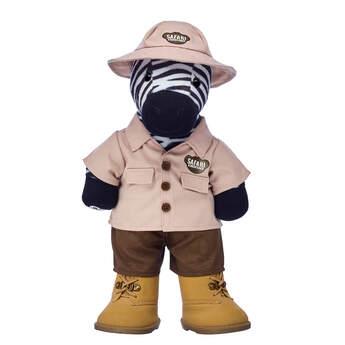 Online Exclusive Wild Zebra Safari Gift Set, , hi-res