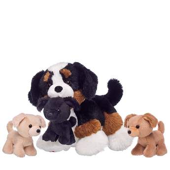 Promise Pups Mini - Black Lab - Build-A-Bear Workshop®