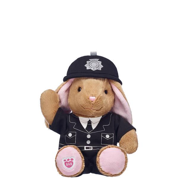 Build-A-Bear Buddies™ Pawlette™ Police Officer - Build-A-Bear Workshop®