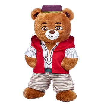 Disney Aladdin Teddy Bear - Build-A-Bear Workshop®