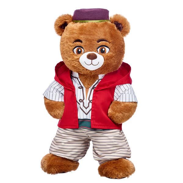 Disney Aladdin Teddy Bear - Build-A-Bear Workshop®