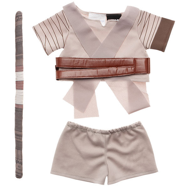 Rey™ Costume 3 pc., , hi-res