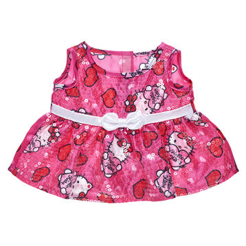 Hello Kitty Fancy Dress, , hi-res