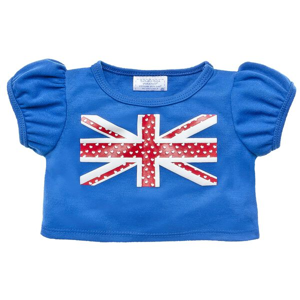 Union Jack of Hearts Tee, , hi-res