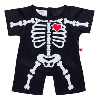 Black Skeleton Suit - Build-A-Bear Workshop®
