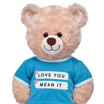 Love You Mean It T-Shirt - Build-A-Bear Workshop®
