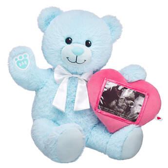 Online Exclusive Blue Baby Bear Deluxe Gift Set, , hi-res