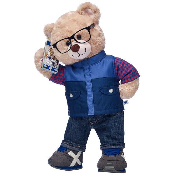 Happy Hugs Teddy Back to School Gift Set, , hi-res