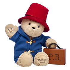 Paddington with Coat, Hat and Suitcase, , hi-res