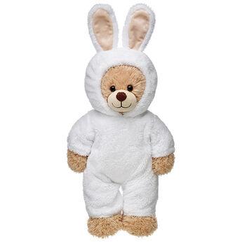 White Bunny Costume, , hi-res