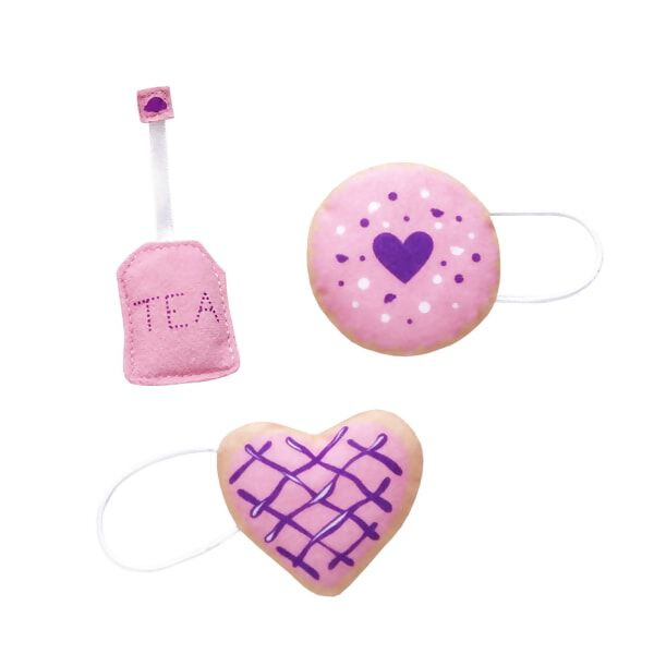 Time for Tea Treat Set 3 pc., , hi-res