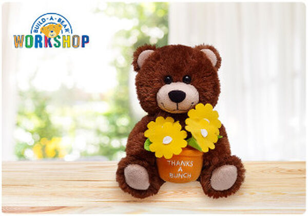 Say thanks in a beary special way! This E-Gift Card to Build-A-Bear Workshop is the perfect surprise.
