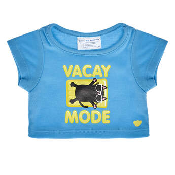 Online Exclusive Vacay Mode T-Shirt - Build-A-Bear Workshop®