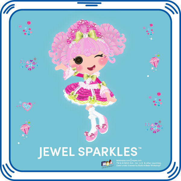 Jewel Sparkles™ 4-in-1 Sayings, , hi-res