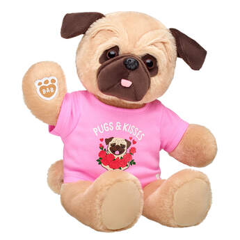 Online Exclusive Pugs and Kisses Gift Set, , hi-res