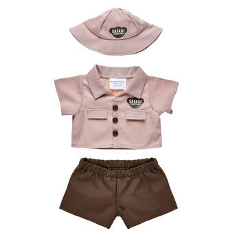 Safari Outfit 3 pc. - Build-A-Bear Workshop®