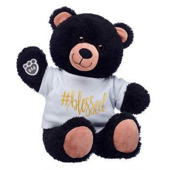 Online Exclusive Black Bear #Blessed Gift Set, , hi-res
