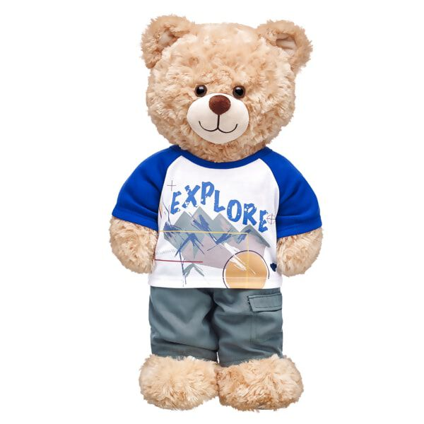 Explore Shirt & Pant Set 2 pc., , hi-res