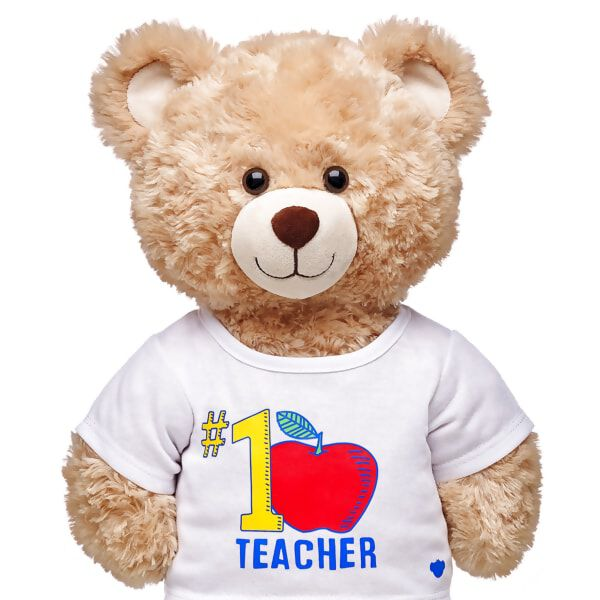 #1 Teacher T-Shirt, , hi-res