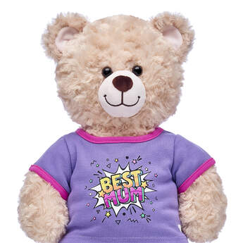 Best Mum T-Shirt - Build-A-Bear Workshop®