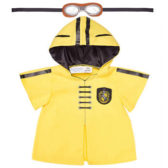 Online Exclusive HUFFLEPUFF™ House QUIDDITCH™ Costume - Build-A-Bear Workshop®