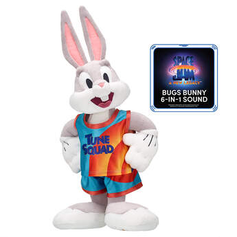 Online Exclusive Space Jam: A New Legacy Bugs Bunny Gift Set with Sound, , hi-res