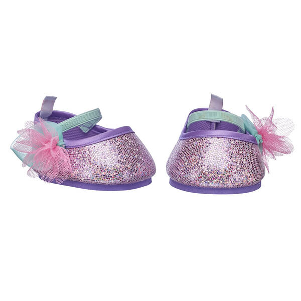 Purple Flower Flats - Build-A-Bear Workshop®