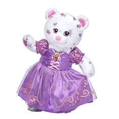 Disney Princess Inspired Bear Rapunzel Gift Set, , hi-res