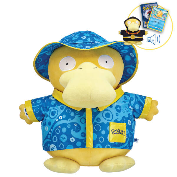 Online Exclusive Psyduck Bundle, , hi-res