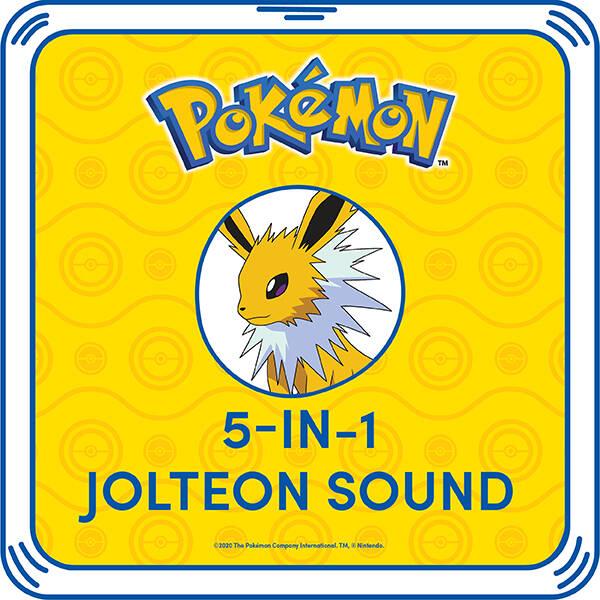 Jolteon 5-in-1 Sound - Build-A-Bear Workshop®