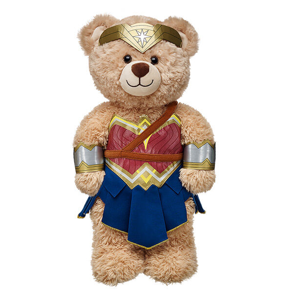 Wonder Woman™ Costume 4 pc., , hi-res