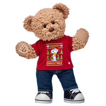Online Exclusive Timeless Teddy Peanuts® Gift Set, , hi-res