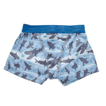 Shark Boxers - Build-A-Bear Workshop®