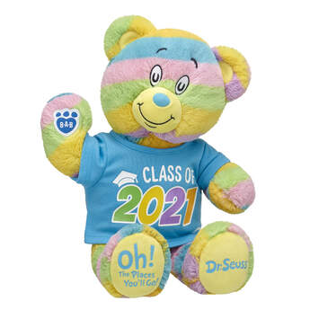 Oh, the Places You'll Go! Bear 2021 Gift Set, , hi-res