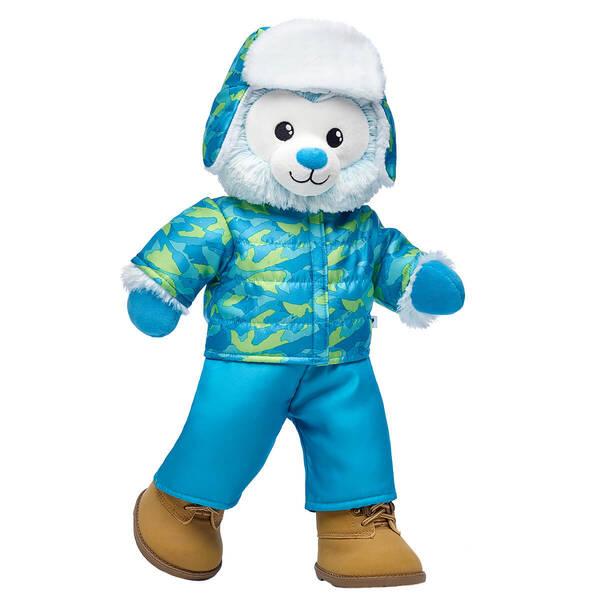 Online Exclusive Snow Monster Bear Gift Set, , hi-res