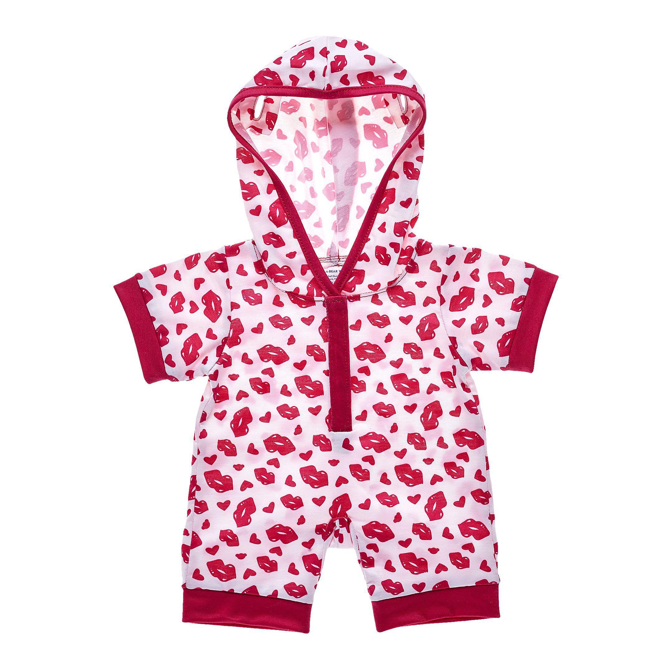 picture regarding Free Printable Build a Bear Clothes Patterns titled Sleepwear Garments Establish-A-Bear®
