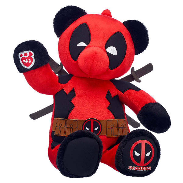 Online Exclusive Build-A-Bear as Deadpool - Build-A-Bear Workshop®